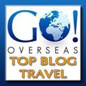 GO! Overseas Top 10 Travel Blogs