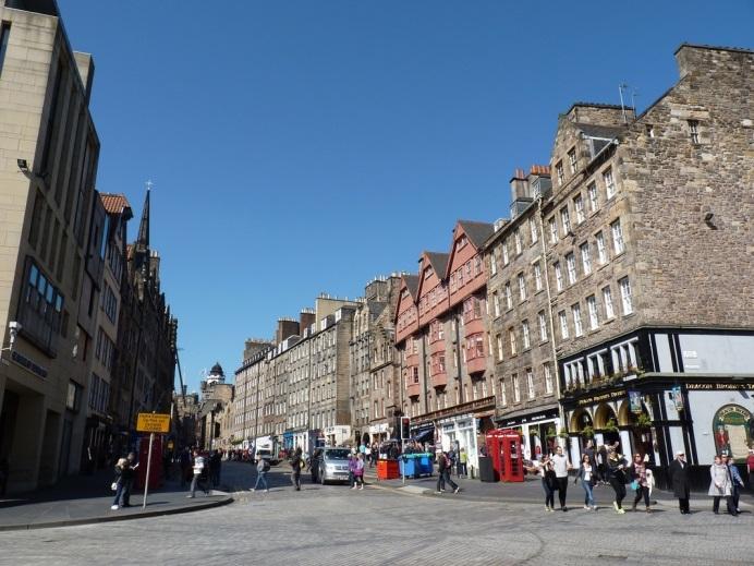 Adventures Around Scotland's entry