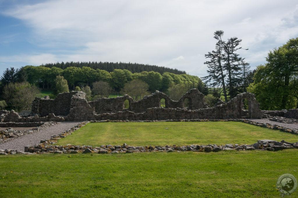 Deer Abbey, Aberdeenshire, Scotland