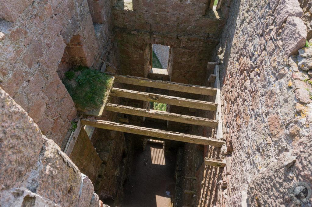 Slains Castle, Aberdeenshire, Scotland