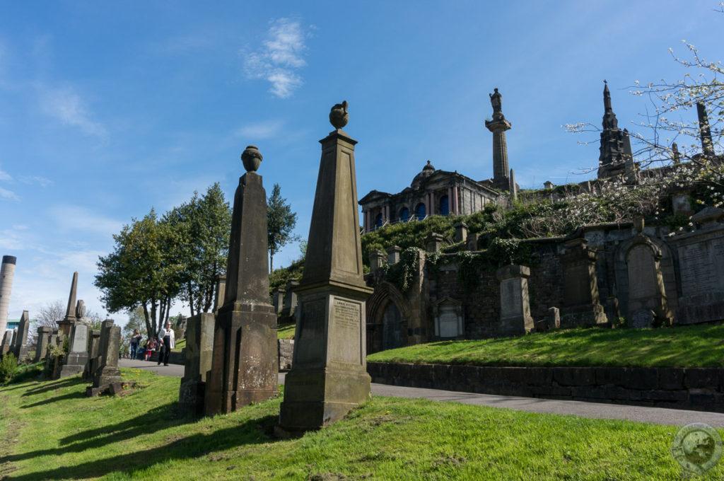 Glasgow Catheral & The Necropolis, Glasgow, Scotland